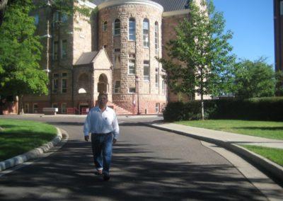 Aristeo Segura, University of Denver, June 21th, 2008