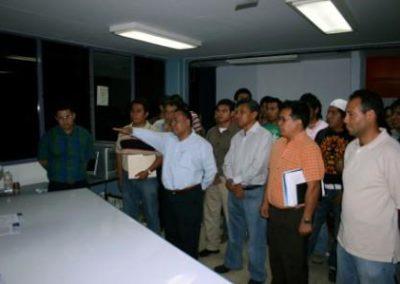 Toma de protesta del Director Electo de la Facultad de Ciencias Químicas, UABJO 2009 - 2012