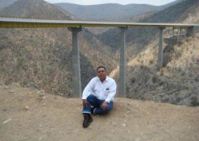 Oaxaca gate