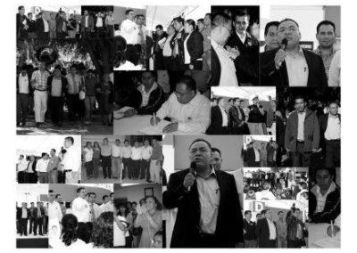 Eleccion de director de la Facultad de Ciencias Químicas UABJO 2009-2012