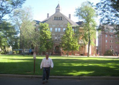 Aristeo Segura , University of Denver, 2008