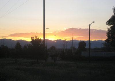 DU afternoon, Denver, 2008