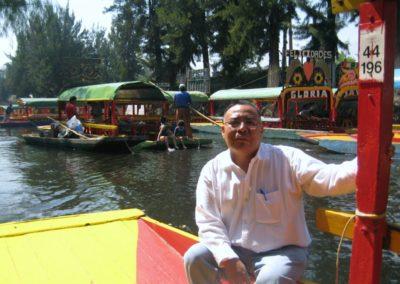 Aristeo Segura, Xochimilco, Mexico, City, 2009 city