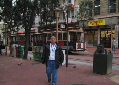 Aristeo Segura , The American Society for Cell Biology, 45th Annual Meeting, San Francisco, CA. USA, del 10-14 de Diciembre de 2005.