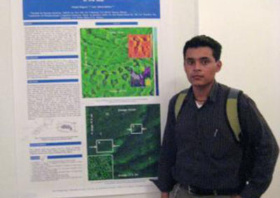 Oscar H. Ruiz Velasco 2010-2010(Aristeo´s student)