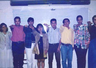 Sección Estudiantil de la Asociación Farmacéutica Mexicana.