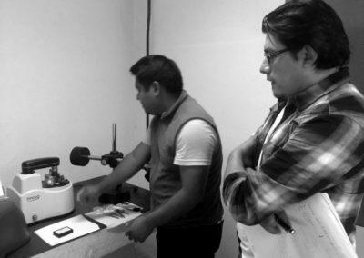 Visita del Dr. Carlos Lara