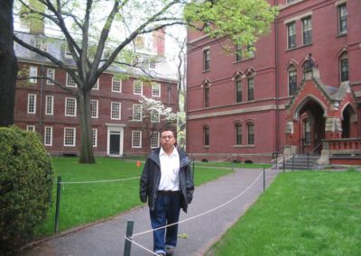 Aristeo Segura, Harvard University, Cambridge, MA,USA,2006