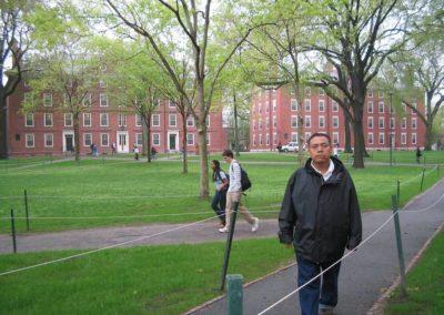 Aristeo Segura,Harvard University, Cambridge, MA,USA,2006.