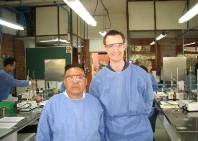 ACS Summer School NSF PASI on Sustainability and Green Chemistry, Green Chemistry Institute (USA), American Chemical Society (USA) & Universidad Iberoamericana (MEX), Mr.AristeoSegura México (Universidad Autonoma Metropolitana- Iztapalapa), Mr.David Dufor