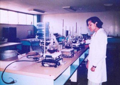 Estudiante de Q.F.B Marisol Cristóbal.