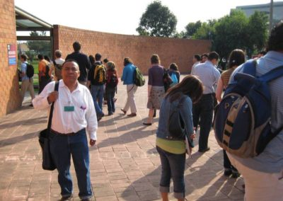 ACS SUMMER SCHOOL NSF PASI ON SUSTAINABILITY AND GREEN CHEMISTRY, GREEN CHEMISTRY INSTITUTE (USA), AMERICAN CHEMICAL SOCIETY (USA) & UNIVERSIDAD IBEROAMERICANA (MEX) Aristeo Segura (UAM-I), Mexico City , Mexico. May 29, 2007.